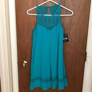 Turquoise Dress Size Small